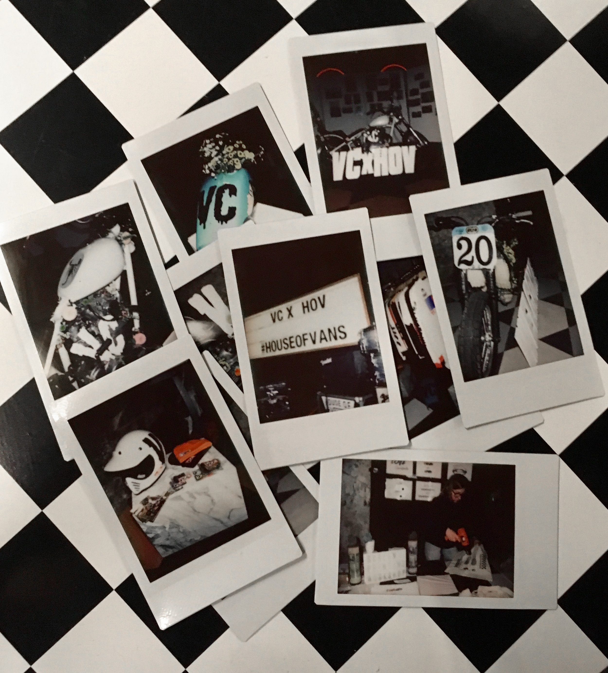 INSTAX BY STACEY PALLISTER