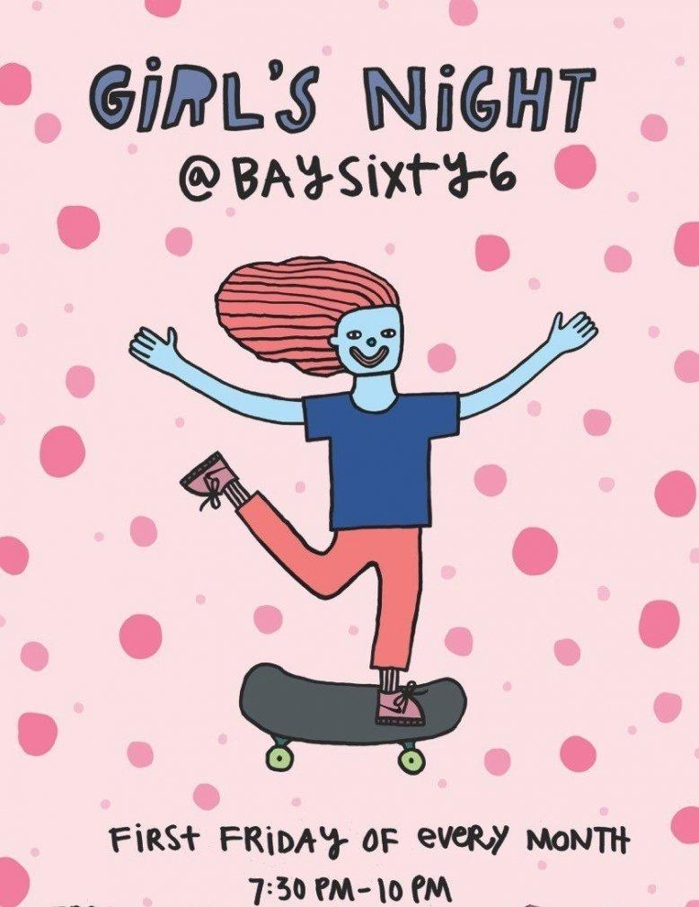 BAYSIXTY6-Skate-Park-Event-Girls-Night-FREE-Oct-2017-e1528221529718.jpg