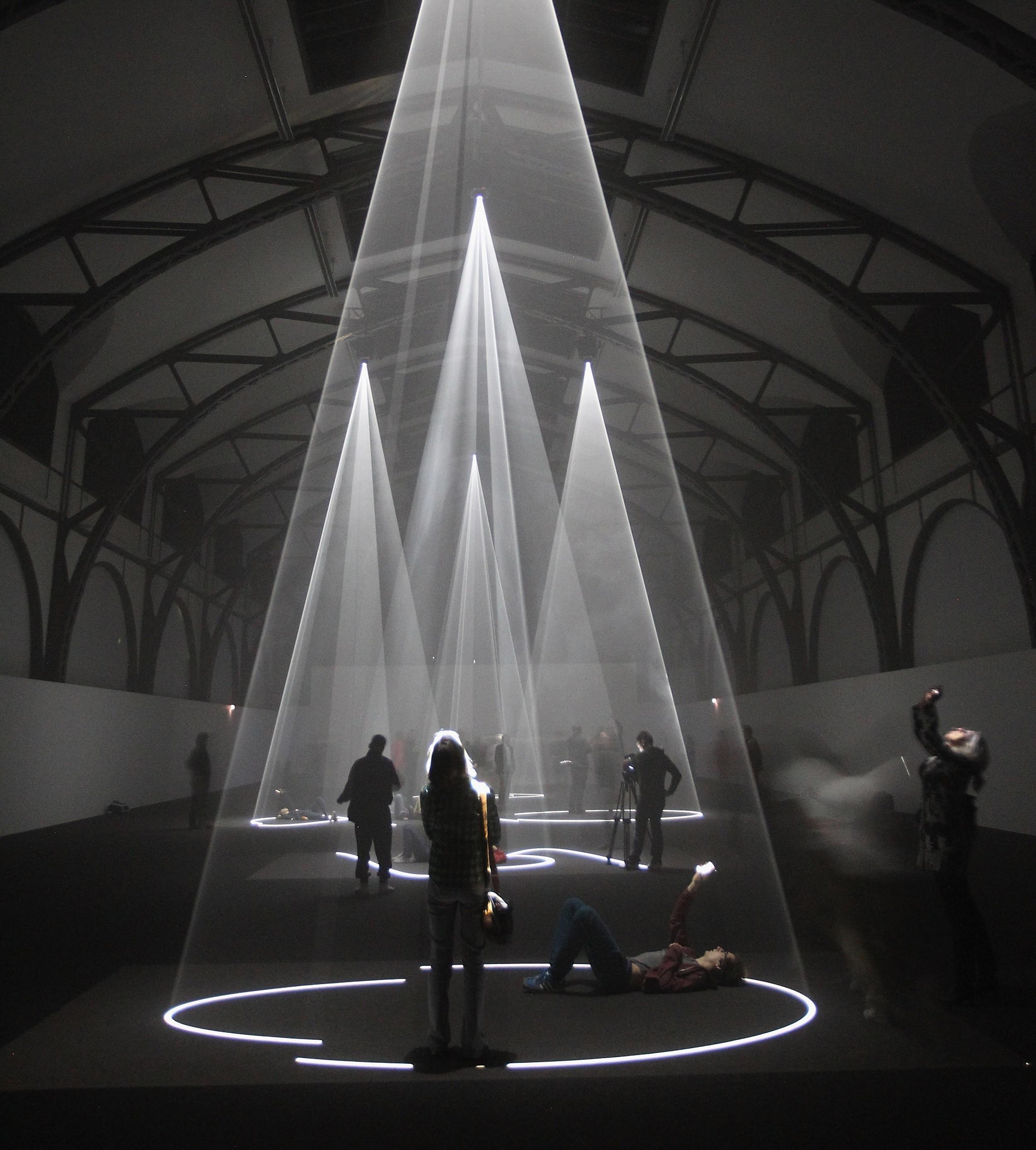Five Minutes of Pure Sculpture (2012)