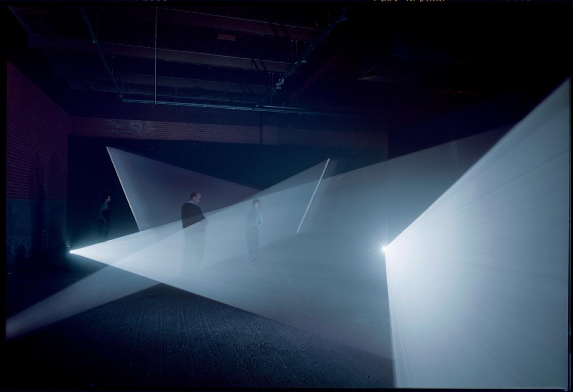 Long Film for Four Projectors (1974)