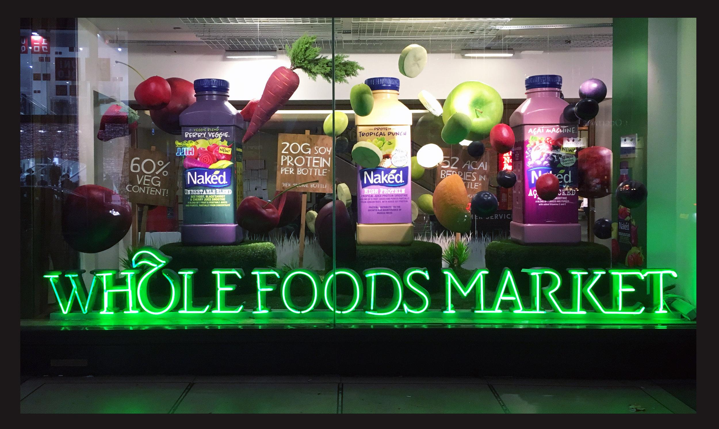 Naked Juice Window Display - Whole Foods Market - Spetember .jpg
