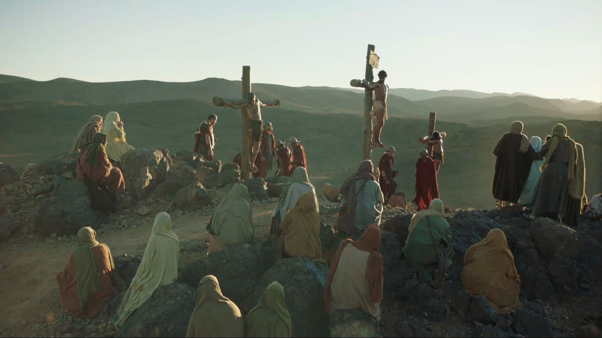 Jesus His Life: Crucifixion