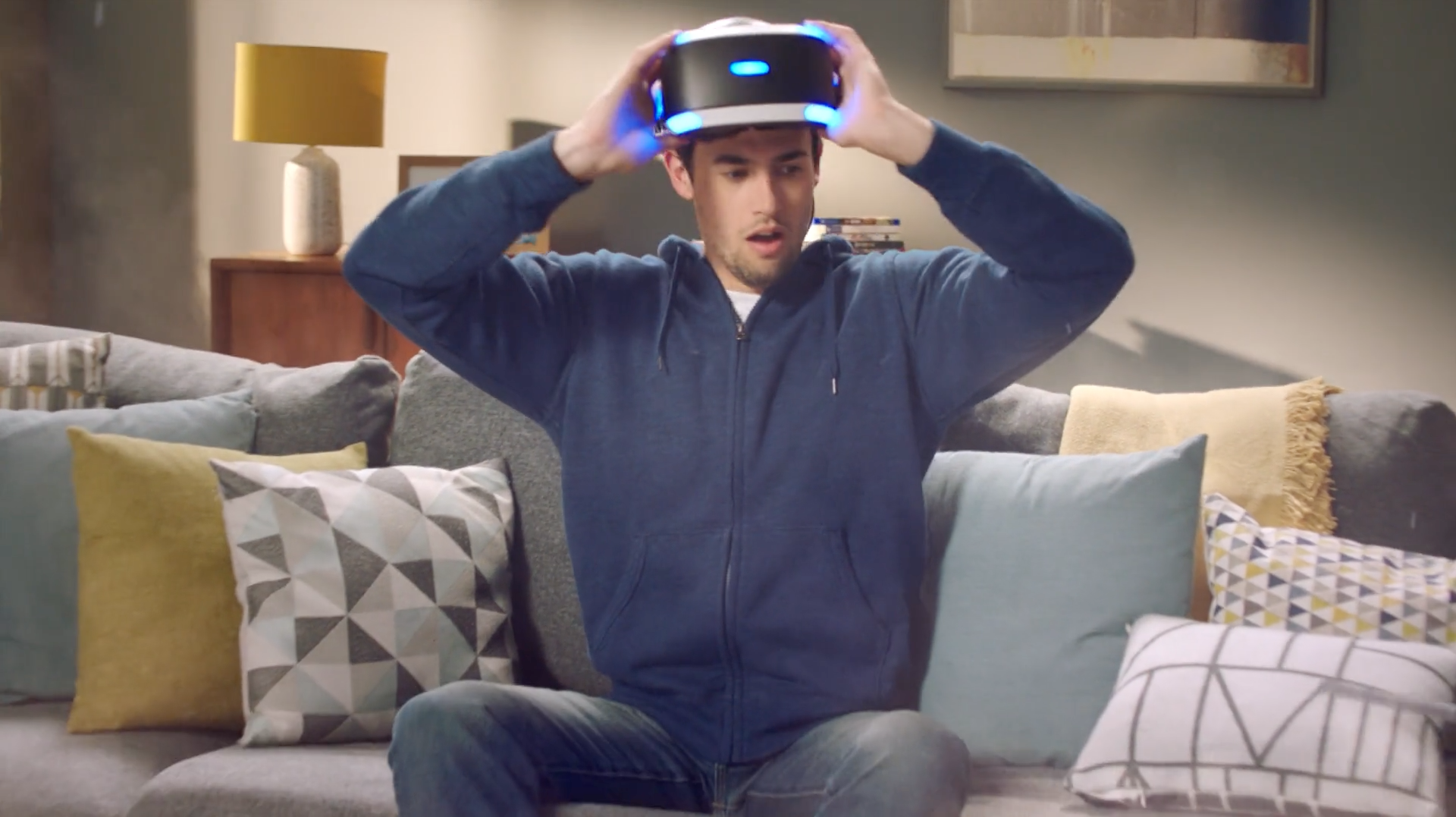 Playstation VR Set