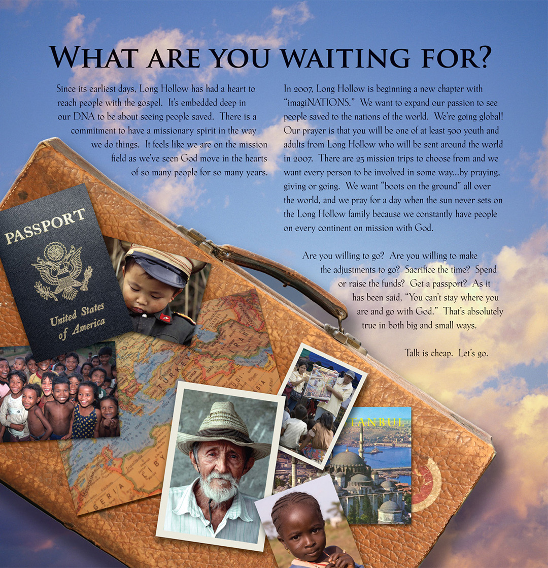 Missions Brochure