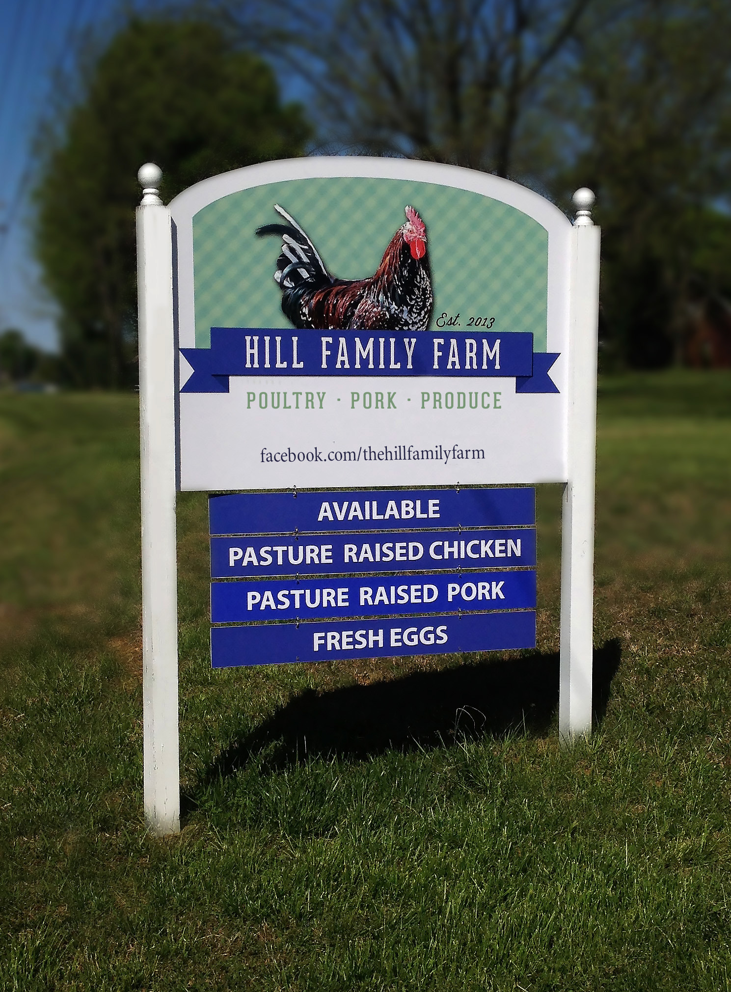 Hill Family Farm