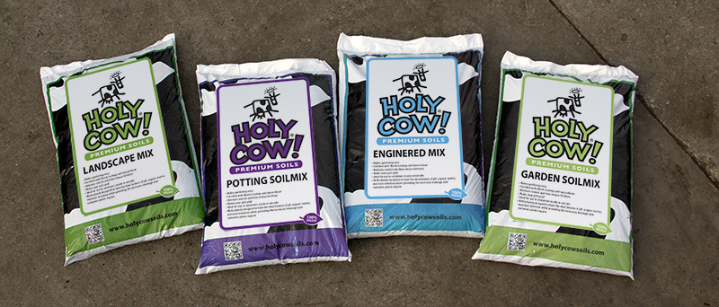 Holy Cow Soils Brand Development