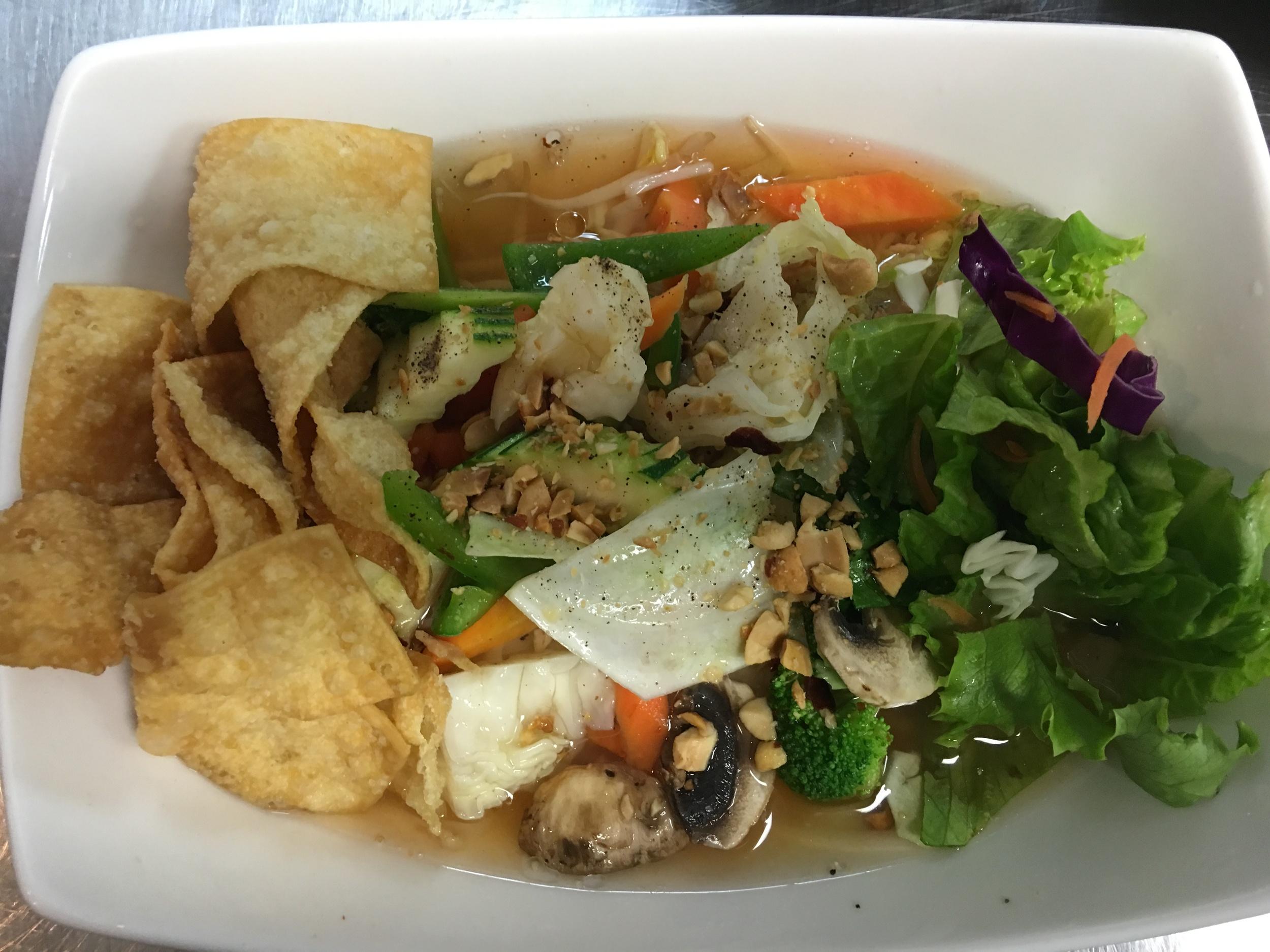Thai-tanic - Veg