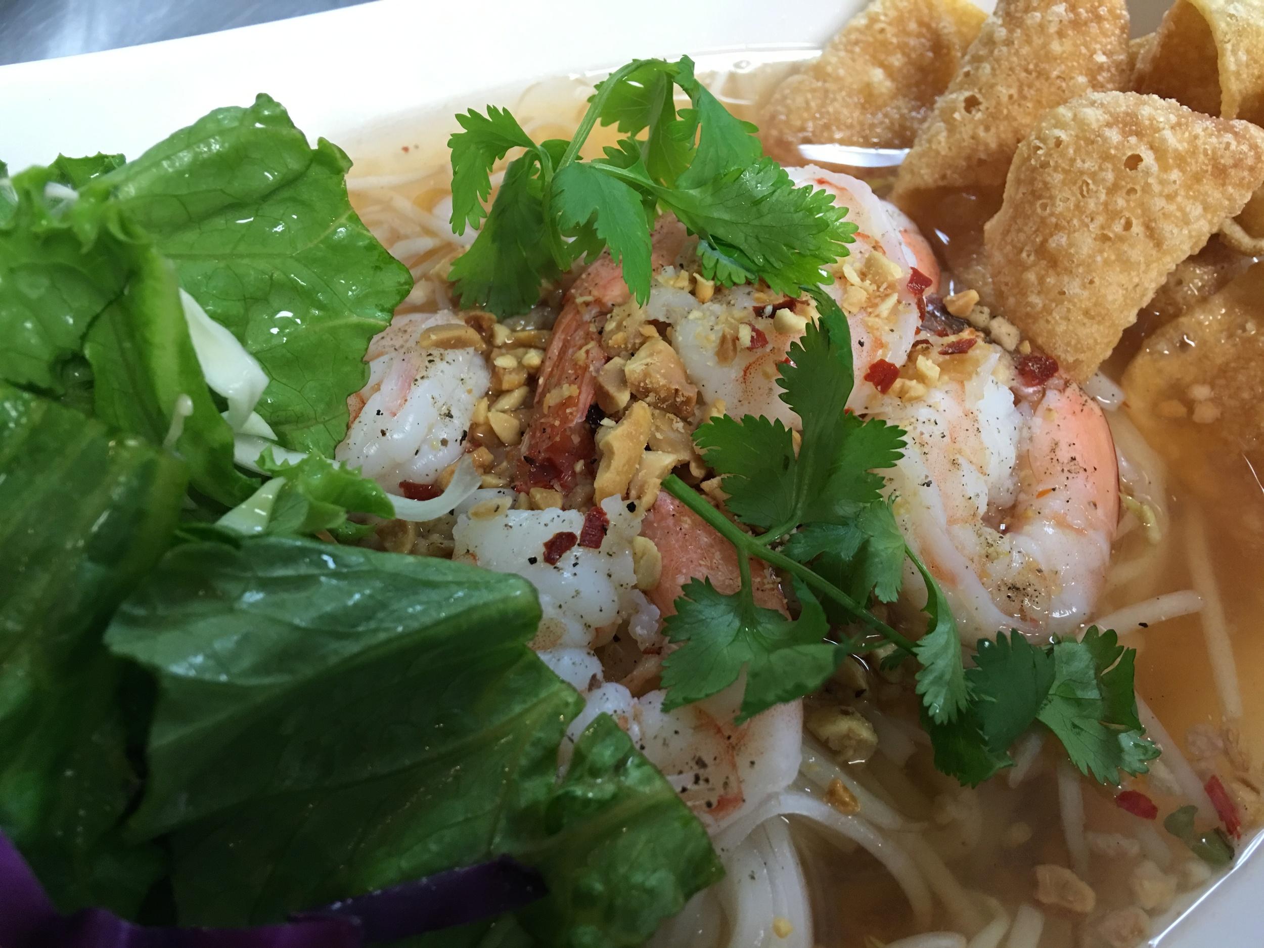Thai-tanic Shrimp