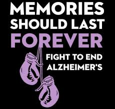 Our grandmother was affected by Alzheimer's so this is true to our heart on raising funds for the walk!