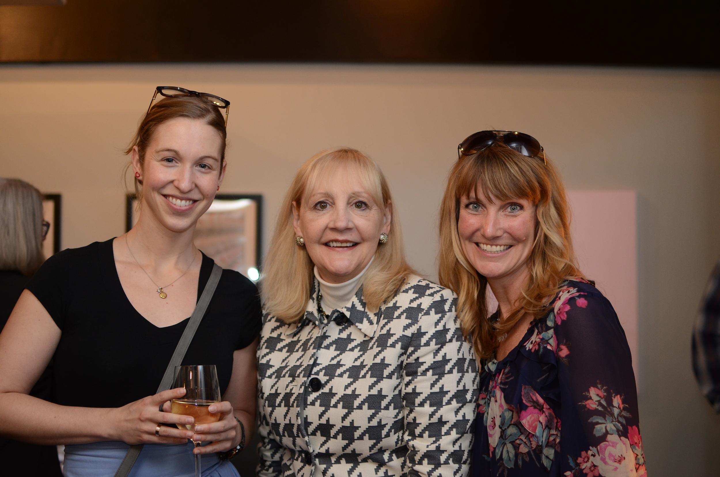 Kristin Nelson, Kansas City Public Library; Elizabeth Usovicz, WhiteSpace Consulting; Diane Marty, Faire Consulting