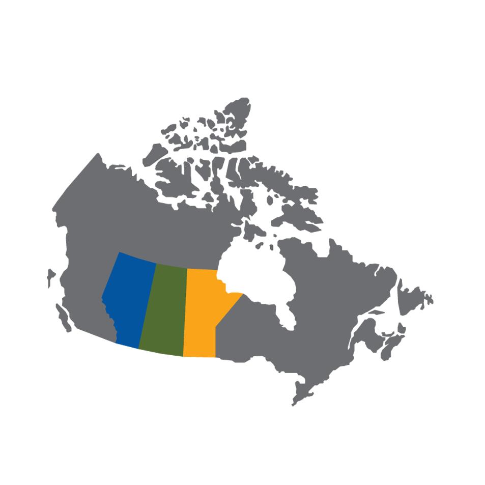 Regional Recruitment Sites