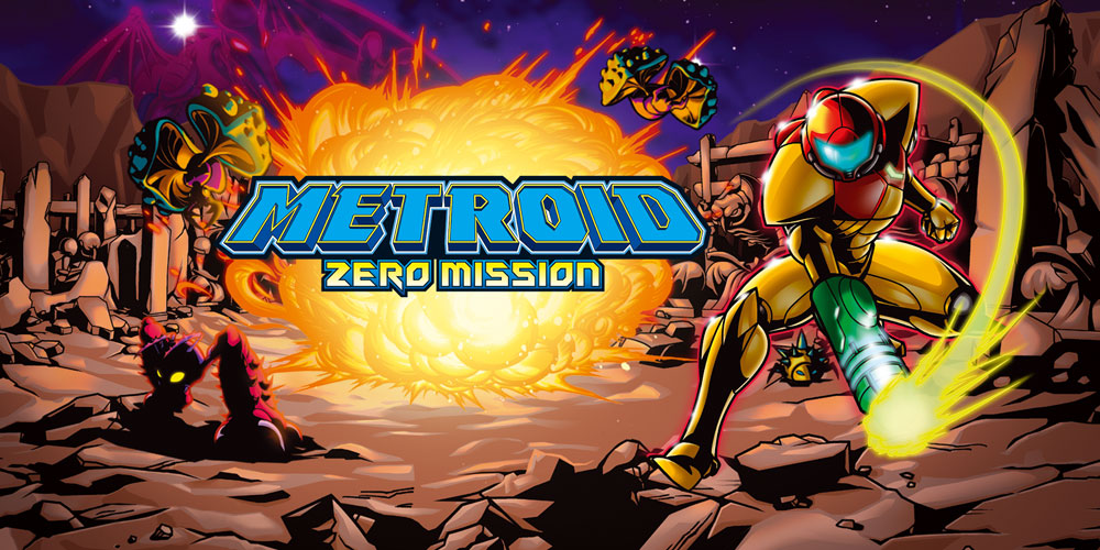 video game review - metroid zero mission