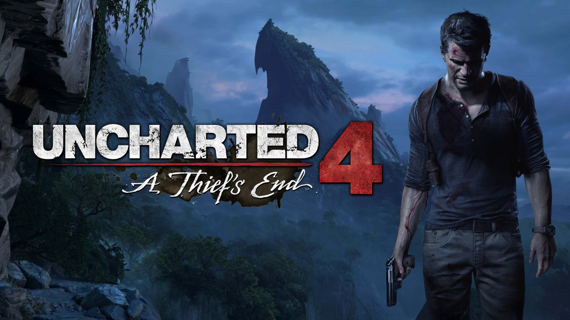 uncharted 4 - video game review