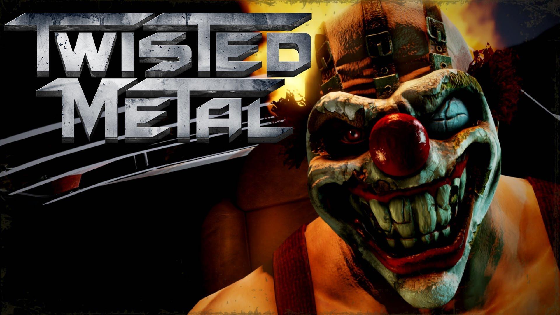 Top 100 Video Games - twisted metal