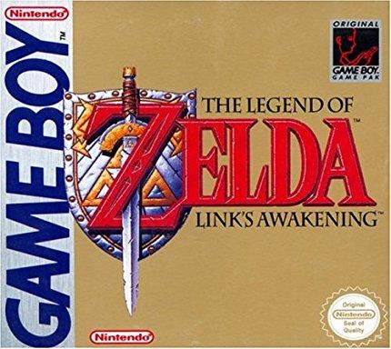 Top 100 Video Games - the legend of zelda links awakening