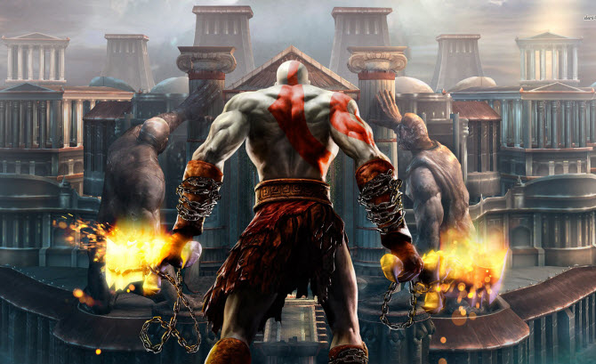 Top 100 Video Games - god of war 2