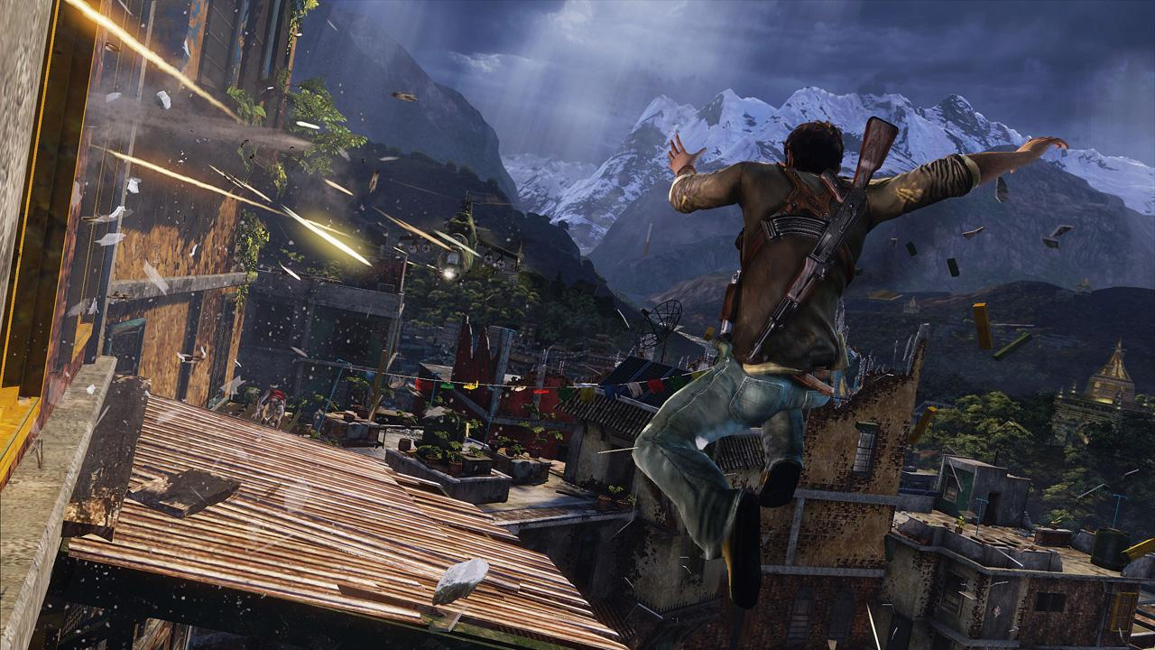Top100 Video Games - uncharted 2