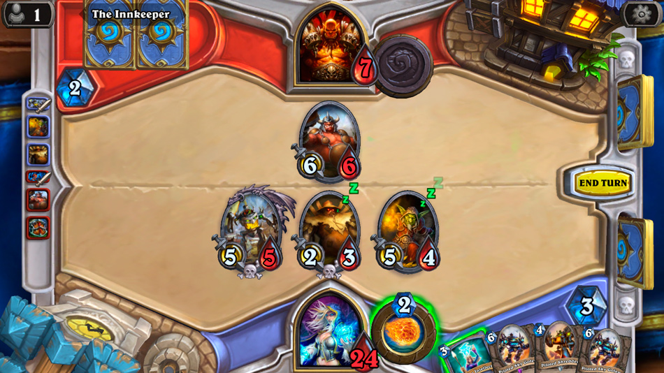 Top100 Video Games - hearthstone