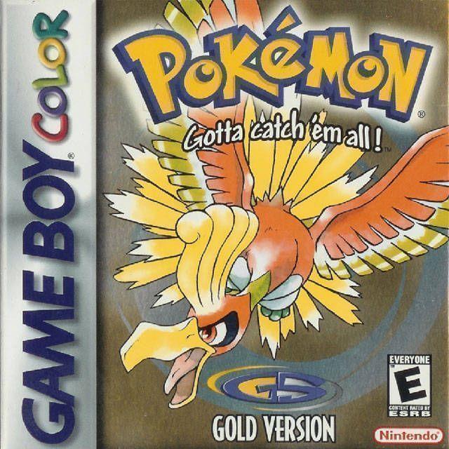 Top 100 Video Games - pokemon gold