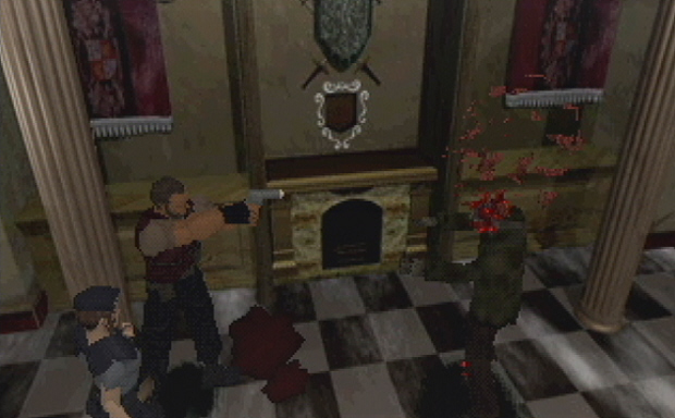 Top 100 Video Games - resident evil