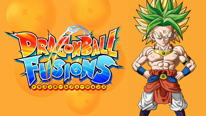 Best Dragon Ball Z Games - dragonball fusions