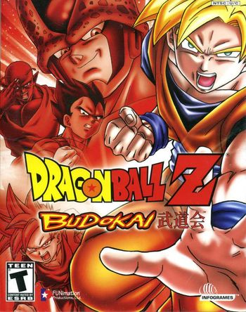 Best Dragon Ball Z Games - dragonball z budokai