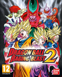 Best Dragon Ball Z Games - dragonball raging blast 2