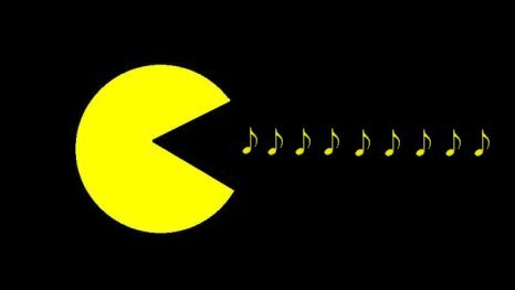 video game music - pacman