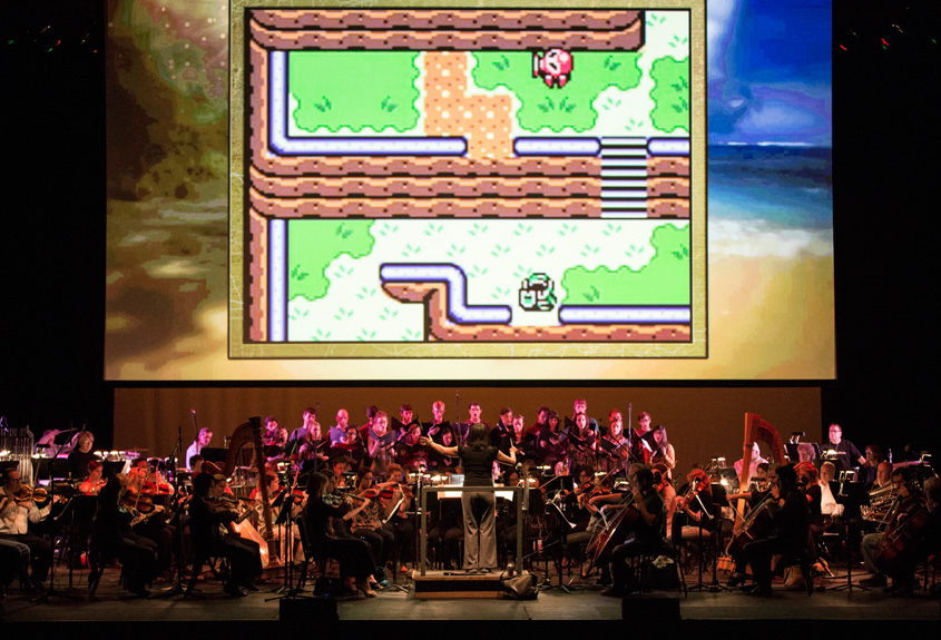 Video Game Music Orchestra