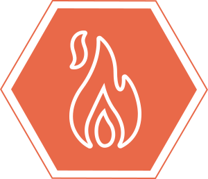 Fire Features.