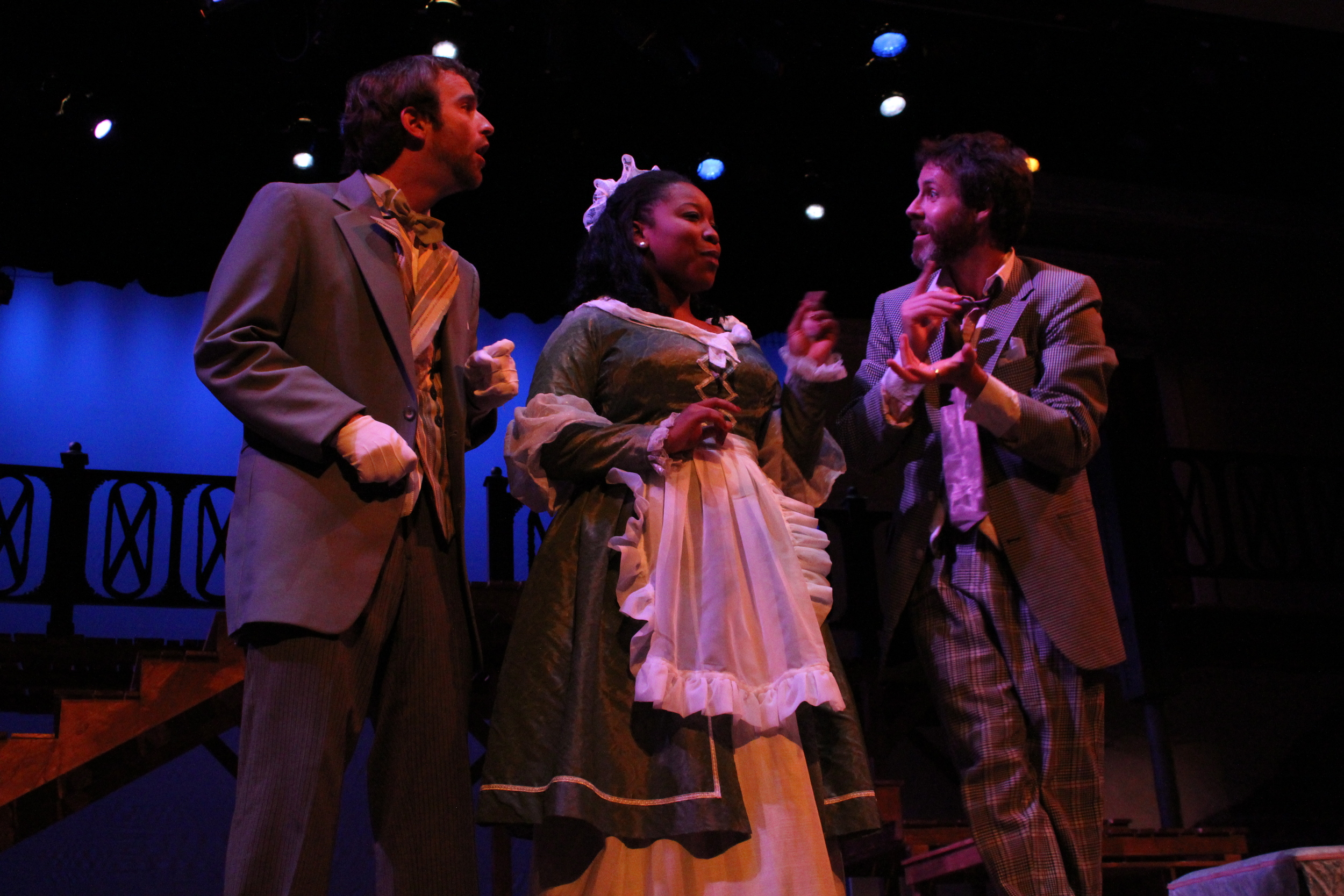 12th Night Maria, Andrew, Sir Toby 1.JPG