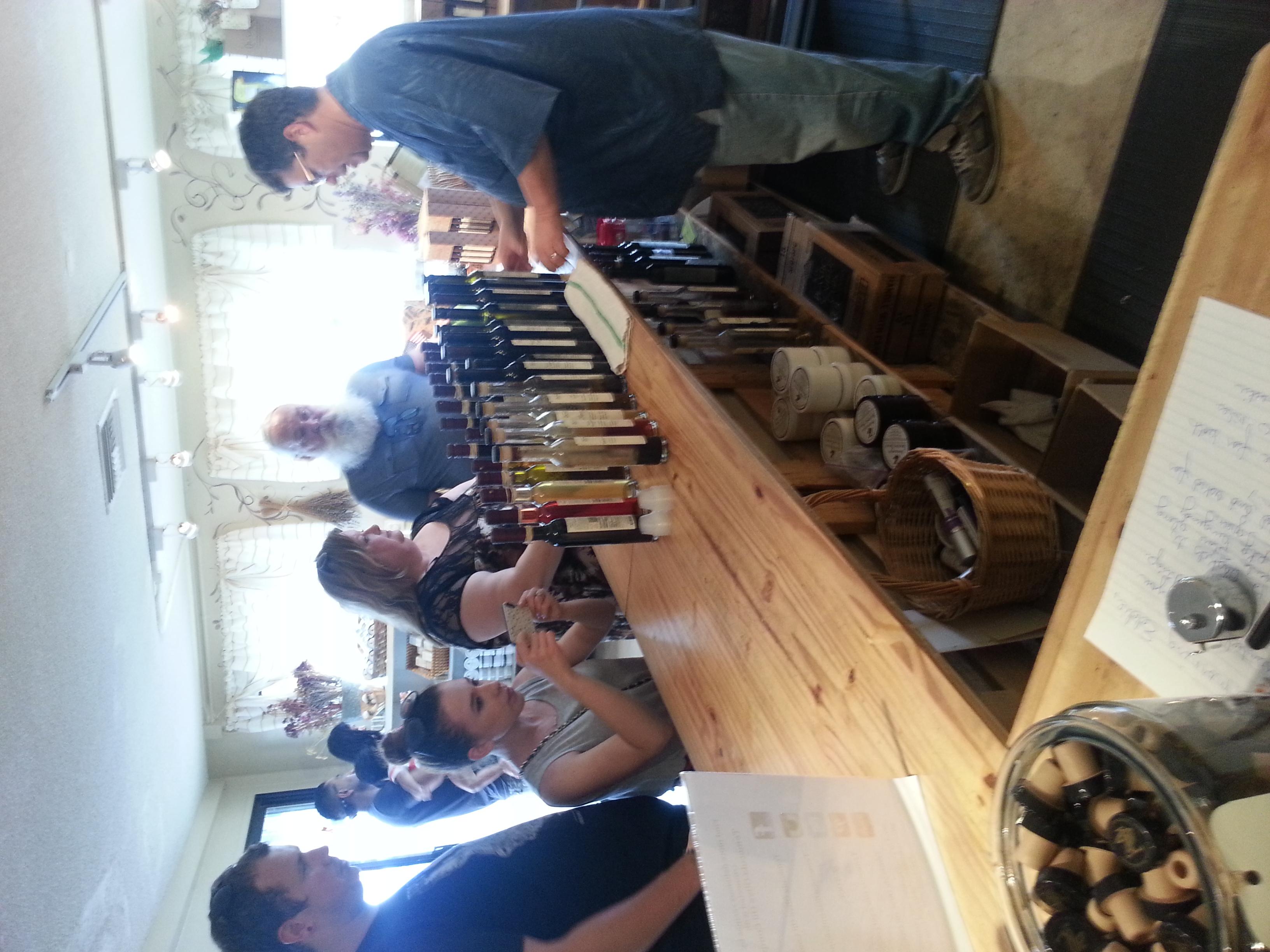 Temecula Olive Oil Solana Beach Tasting Room