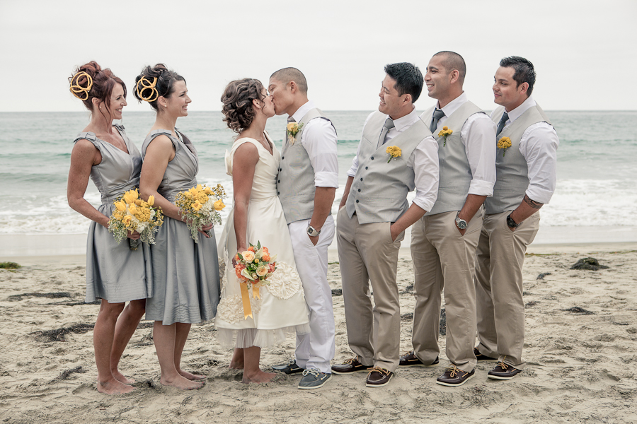 BEACH WEDDING ENCINITAS