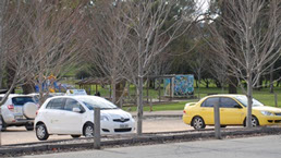 Mt Barker High School Flaxley Road Car Park