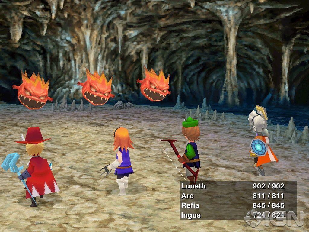 Final Fantasy XV — Blog — Miles Greb - Comics and Science