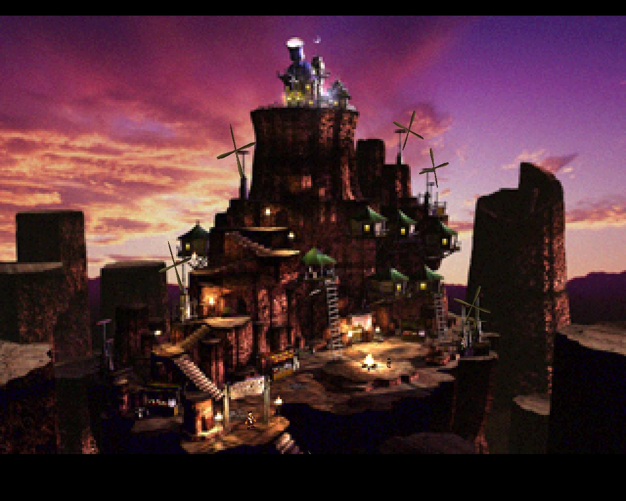 Final Fantasy VII Screenshot 1 Cosmo Canyon.jpg