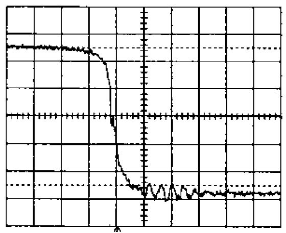 Figure 20. Signal with a Vishay Foil Resistor