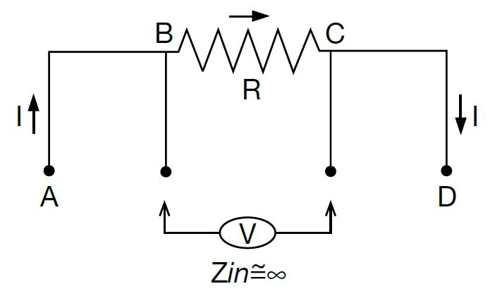 Precision Current Sense Kelvin contact style resistor (click for more info)