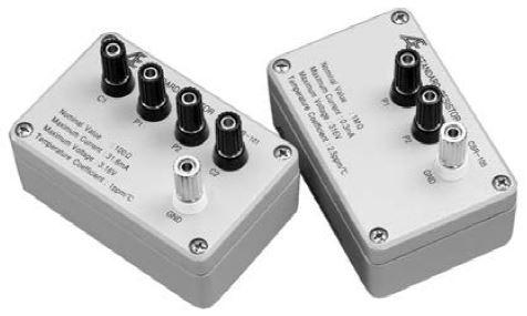 VPG Alpha Working Standard Resistor