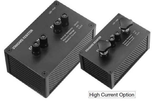 VPG Alpha High Power Series Standard Resistor