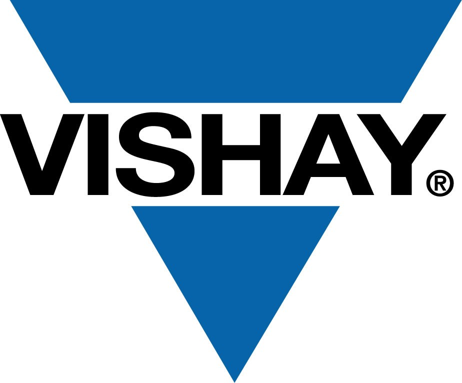 ES Components Authorized Distributor for Vishay Logo
