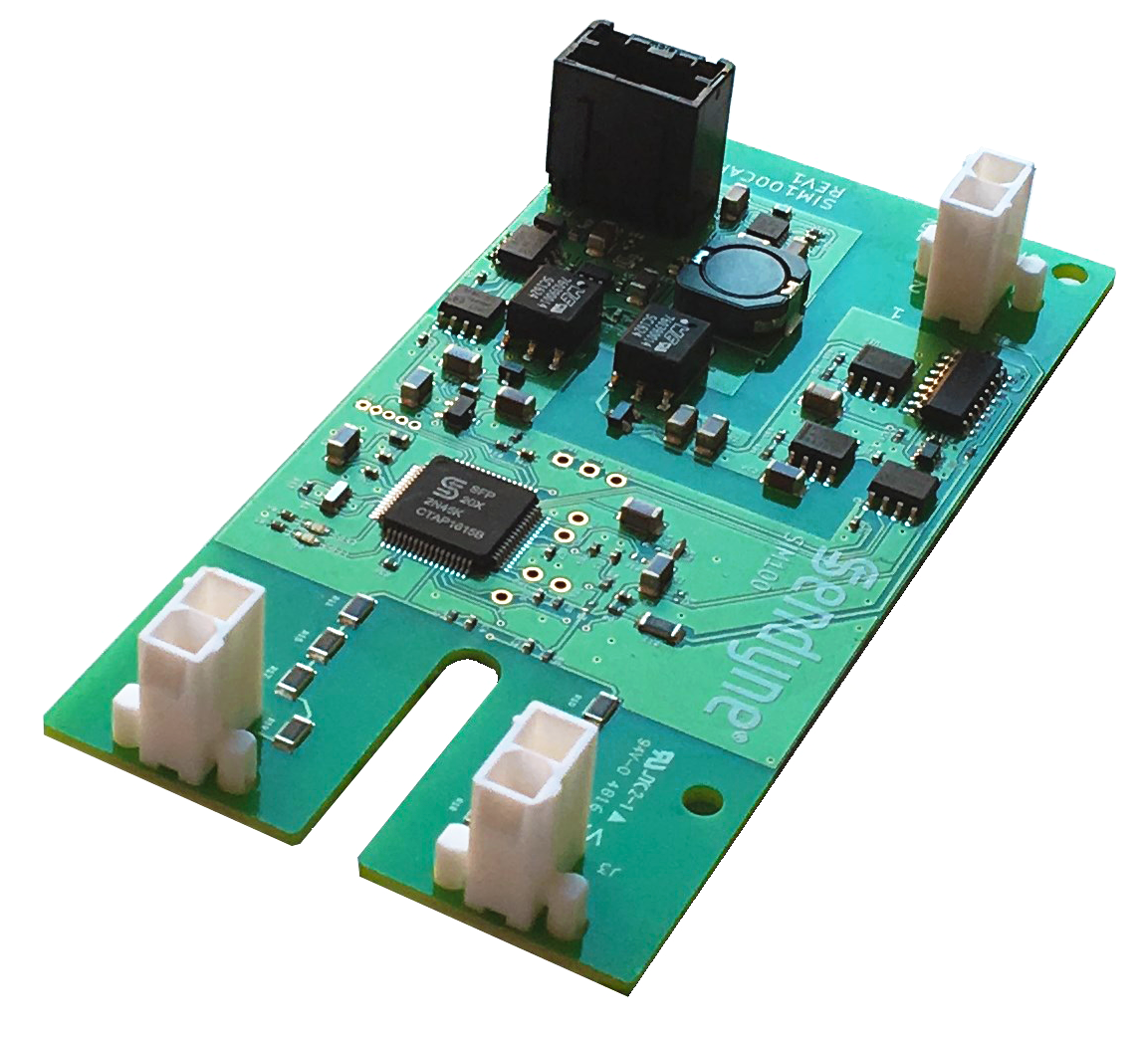 Picture of SIM100 High Voltage Isolation Monitor