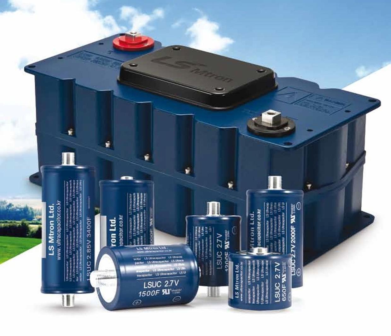 LS Mtron - Ultracap Modules — ES Components   A Franchised