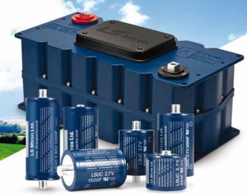 LS Mtron Ultracapacitors