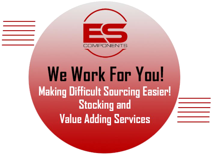 We Work For You! - Reduce Your Cost, Improve Your Design, Streamline Your Production Process with ES Components Value Added Services!LEARN MORE