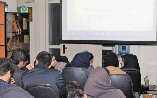 IranPoll training
