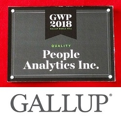Gallup IranPoll quality award