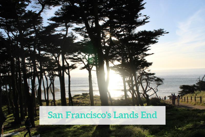 Gennifer Rose - San Francisco's Lands End