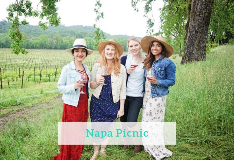 Gennifer Rose - Napa Picnic