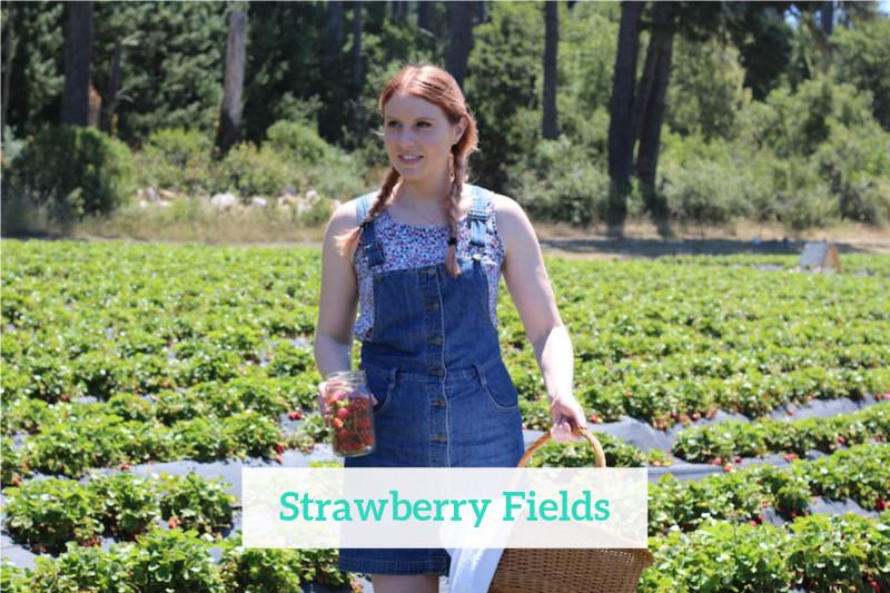 Gennifer Rose - Strawberry Fields